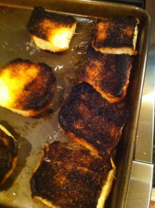 Burned Bread