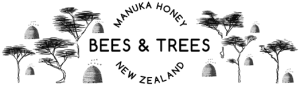 bees and trees logo