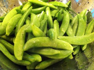 How to Prepare Sugar Snap Peas