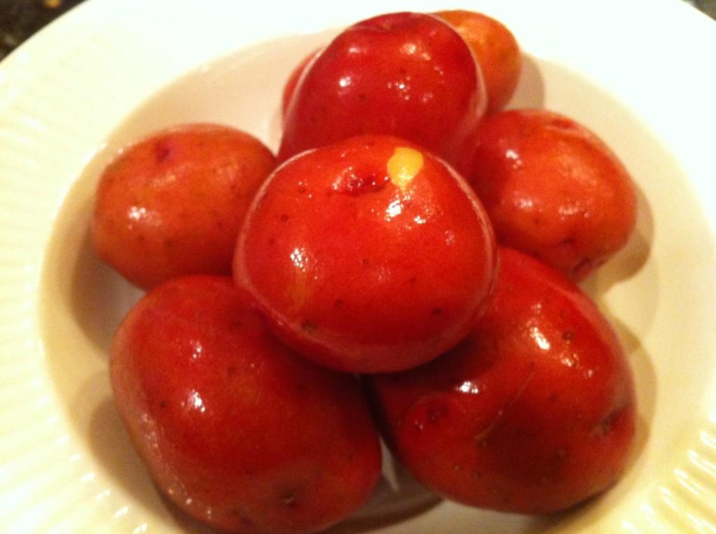 Roasted Red Potato Recipe