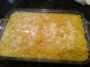 easy mac n cheese recipe
