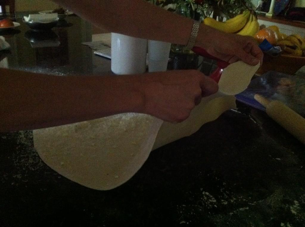 cheesy flatbread appetizer