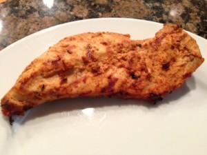 Mustard Grilled Chicken