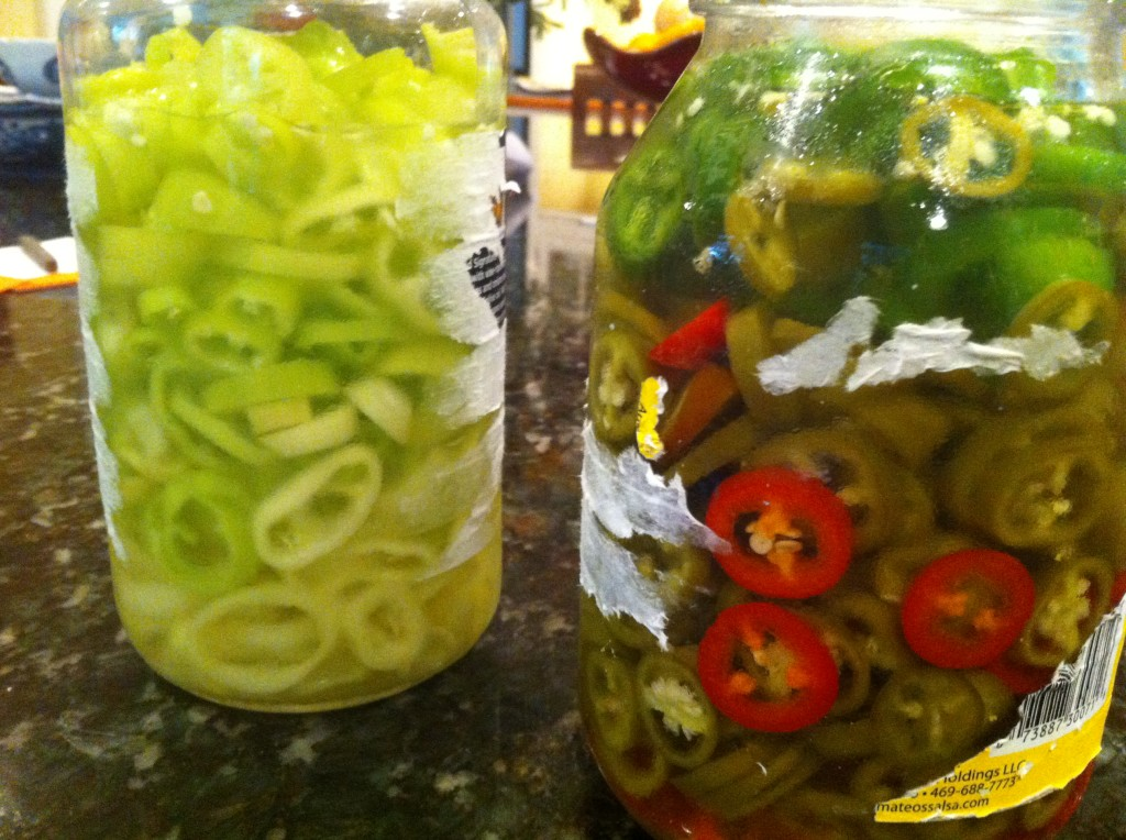 pickling peppers