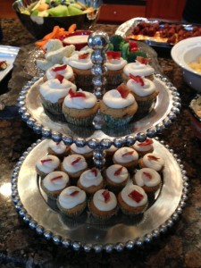 Baconfest Cupcakes