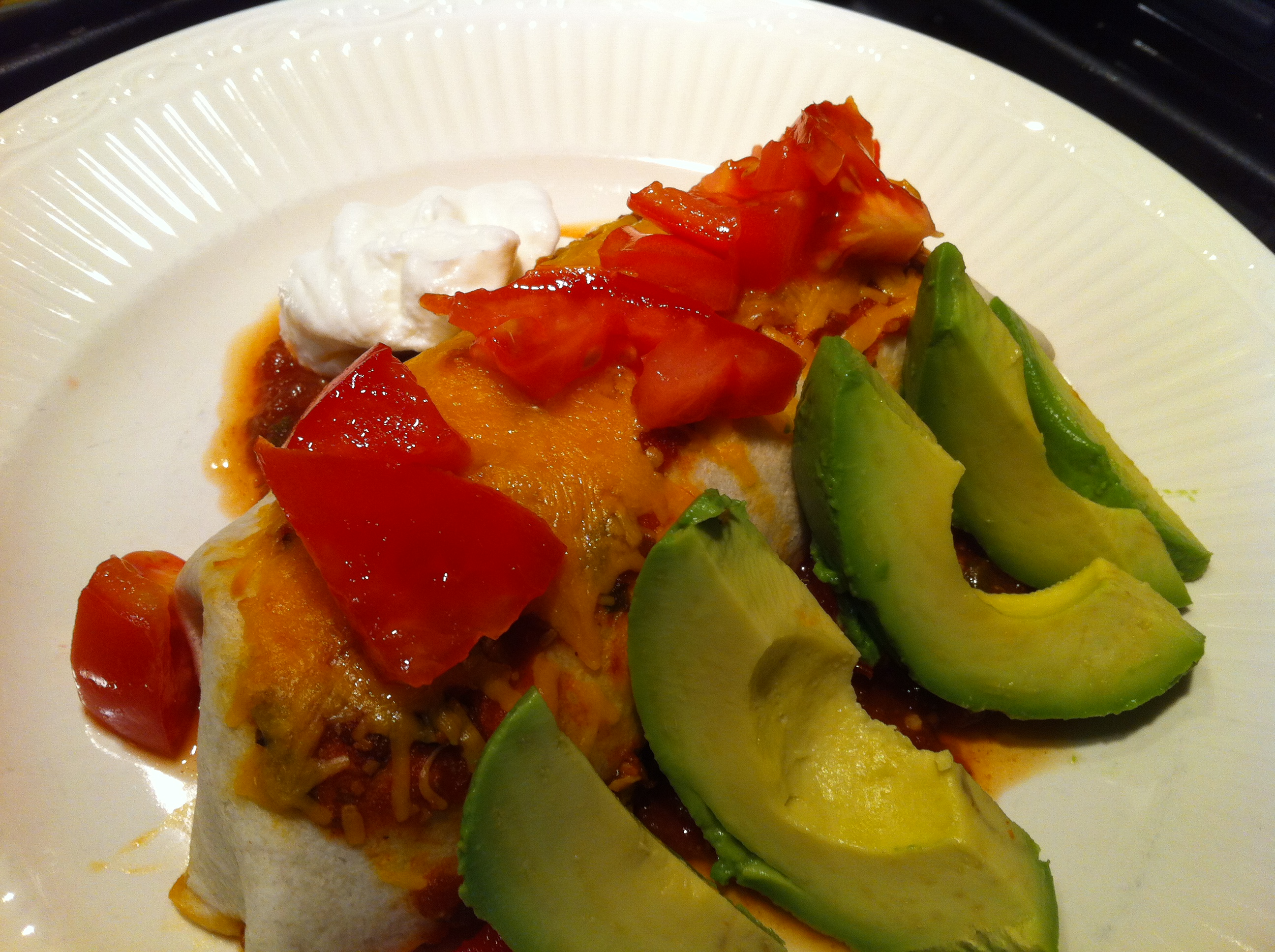 Black Bean Burritos – Bush's Cocina Latina