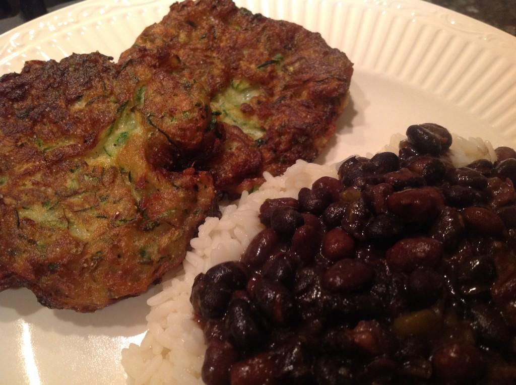 vegetarian meal idea