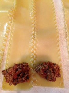 Lasagna Bundles