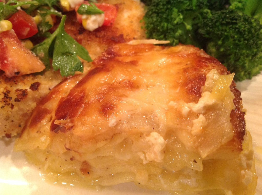 Best Ever Scalloped Potatoes - McNack's Kitchen