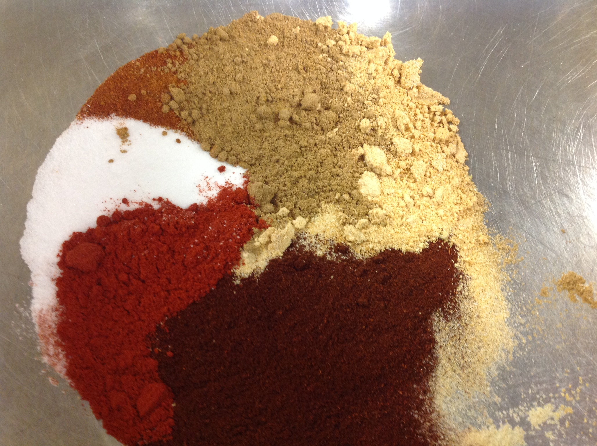 Make your own spice rub