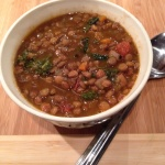 Lentil Soup with Tarragon and Thyme