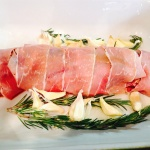 Pork Tenderloin with Prosciutto and Rosemary